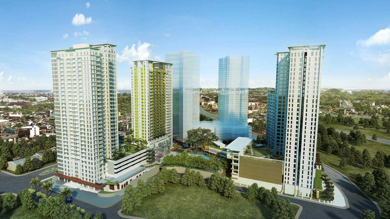 Solinea City Resort Living by Alveo Land Cebu