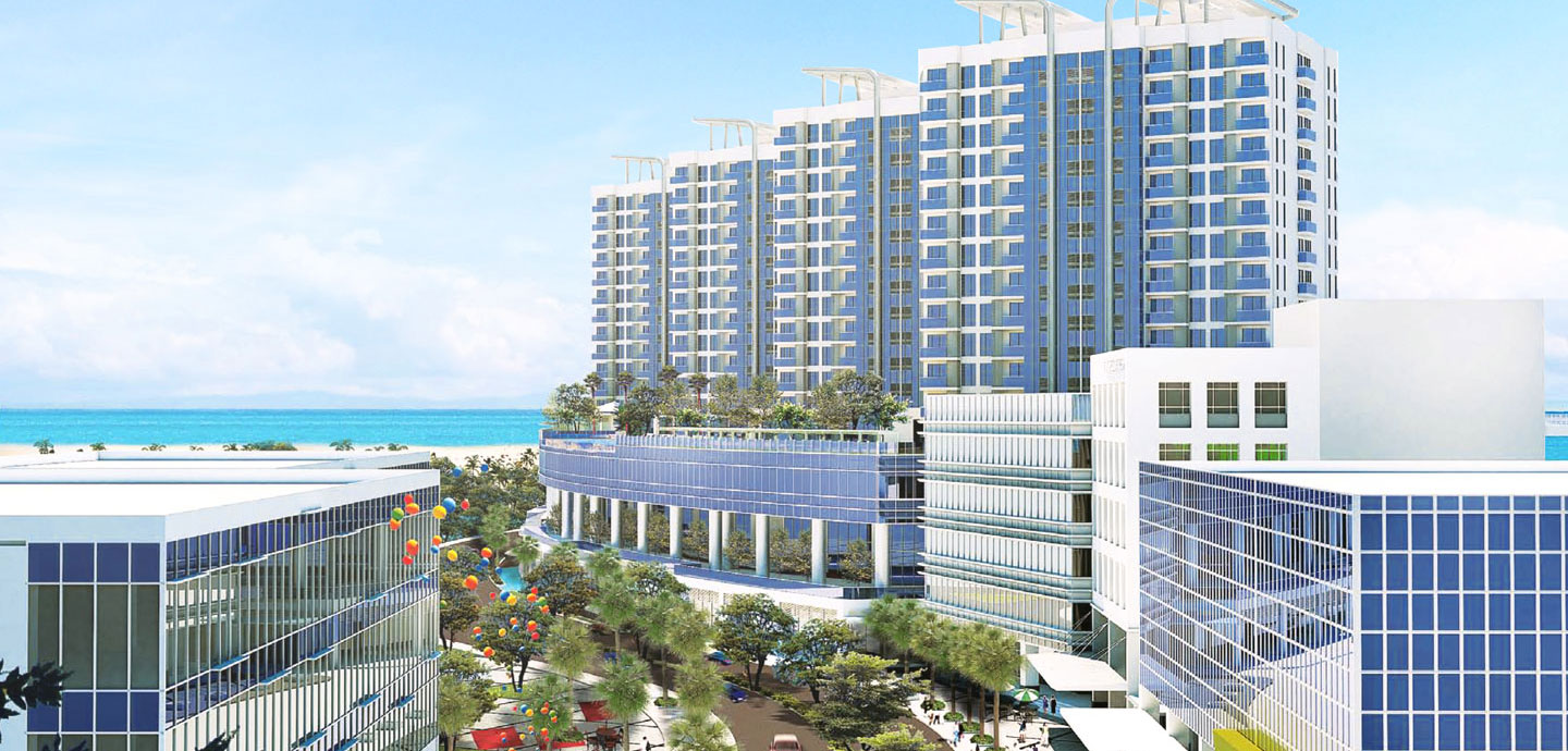 The Mactan Newtown by Megaworld in Cebu