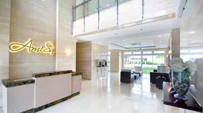 AmiSa Private Residences Mactan - Tower Lobby