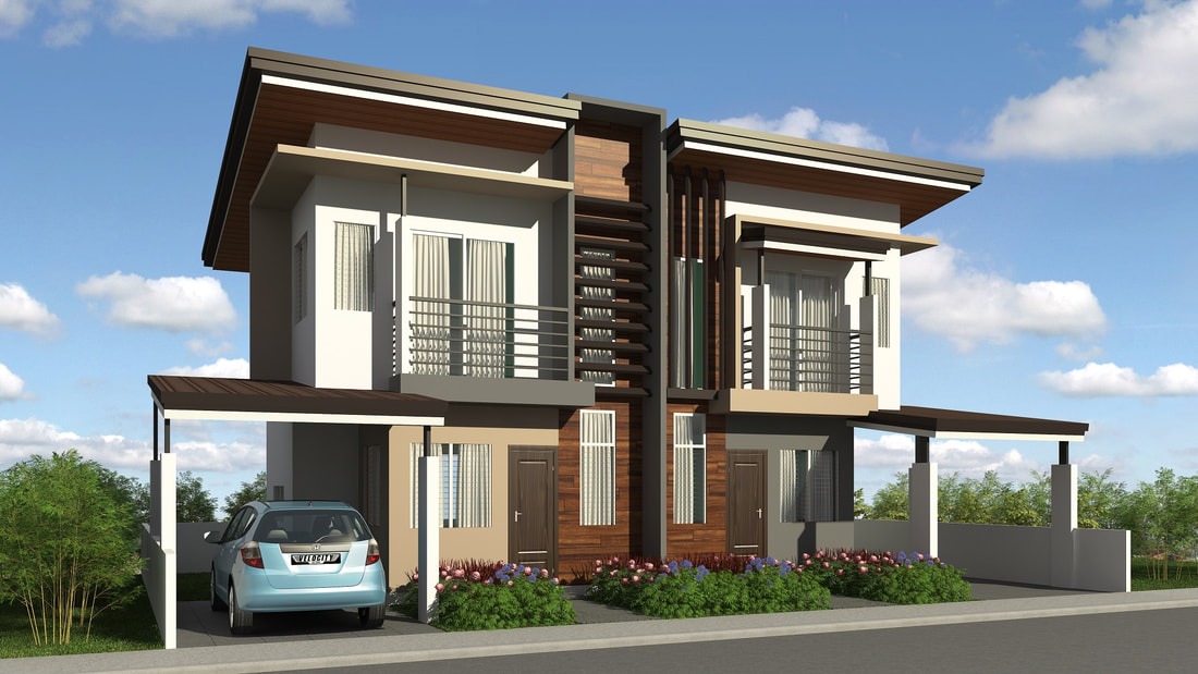 La Cresta Hills Carcar - Saree House Model by Paramount Properties Cebu