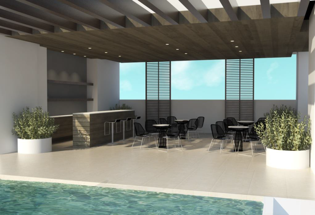The Alcoves Adult Pool and Bar